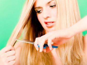 Маска для волос против секущихся волос