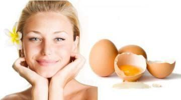 Маска для волос из белков яиц