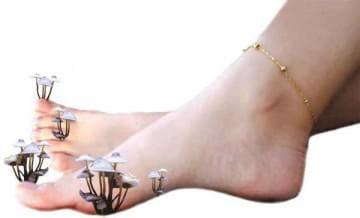 Антигрибковый лак для ногтей