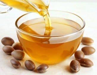 Органовое масло, польезные свойства для волос