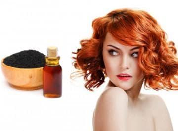 Масло черного тмина для волос применение