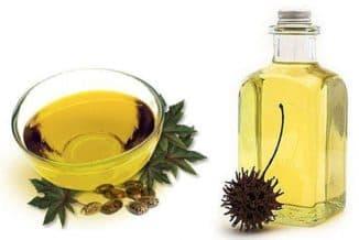 Касторове масло для волос применение