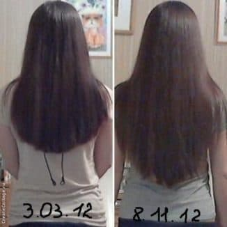 Касторовое масло для волос применение