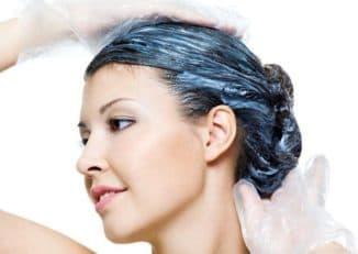 Маска для волос против перхоти