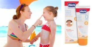 Защитный крем для лица от солнца