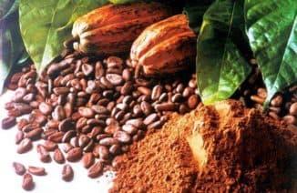 Маска из какао порошка для лица