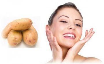 Картофельная маска для лица: польза и отзывы