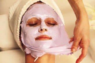 Альдегидная маска для лица