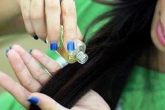 Маски для волос с эфирными маслами