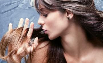 Каким маслом увлажнить кончики волос