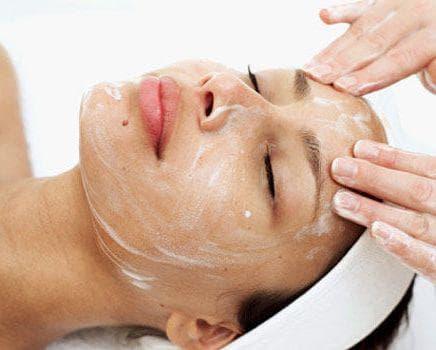 Хлористый кальций пилинг лица