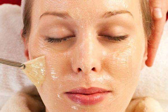 Желатиновая маска для лица невероятный эффект