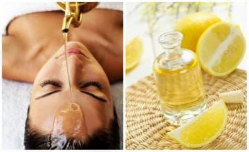 Масло лимона свойства для кожи