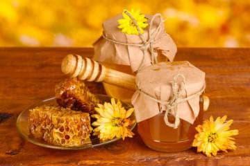 Маска с медом для лица от морщин: как действует