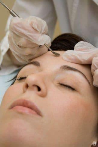 Чистка лица у косметолога что это такое