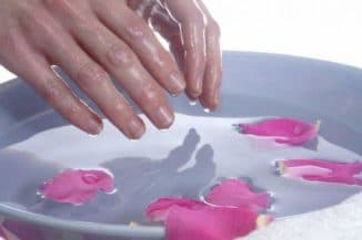 Парафиновая ванночка для рук и ног