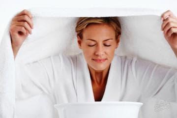 Паровая ванночка для лица в домашних условиях: правила проведения, ингредиенты