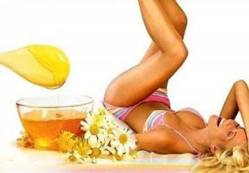 Рецепт пасты для шугаринга с медом в микроволновке - Эпиляция
