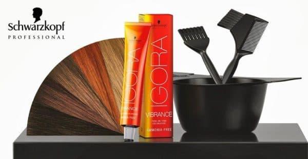 Шварцкопф краска для волос палитра
