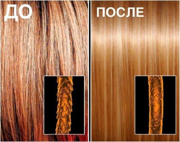 Ламинирование волос плюсы и минусы