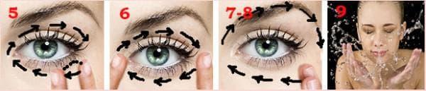 Лимфодренаж для глаз