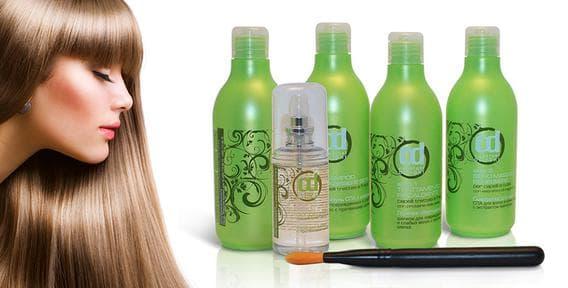 Ламинирование волос в домашних условиях профессиональными средствами