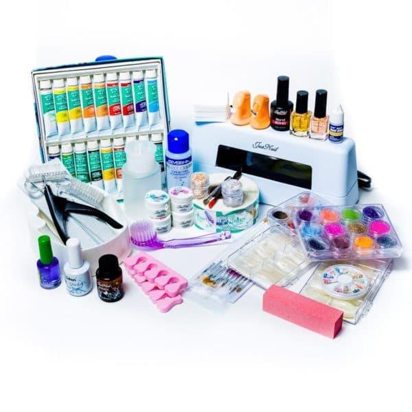 Что нужно для наращивания ногтей гелем список