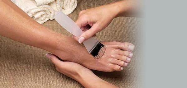 Почему ломаются ногти на ногах