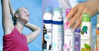 Дезодорант или антиперспирант что лучше