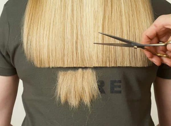 Нужно ли подстригать кончики если отращиваешь волосы.