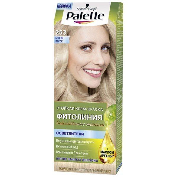 Чем лучше осветлять волосы