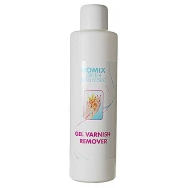 Gel varnish remover