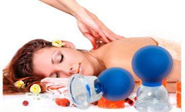 Баночный массаж для похудения  подробности процедуры