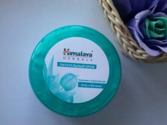 himalaya herbals питательный крем