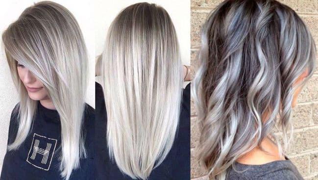 Колорирование волос на русые волосы средней, короткой, длинной длины, фото до и после, с челкой и без, как делать самостоятельно