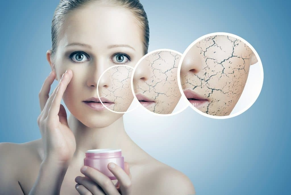 Лучшие 5 кремов для сухой кожи лица на зиму