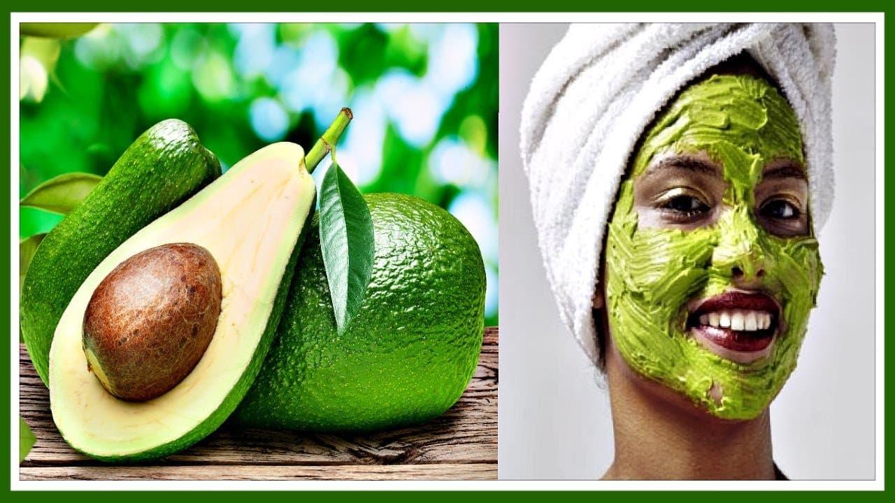 Маски для кожи вокруг глаз с авокадо