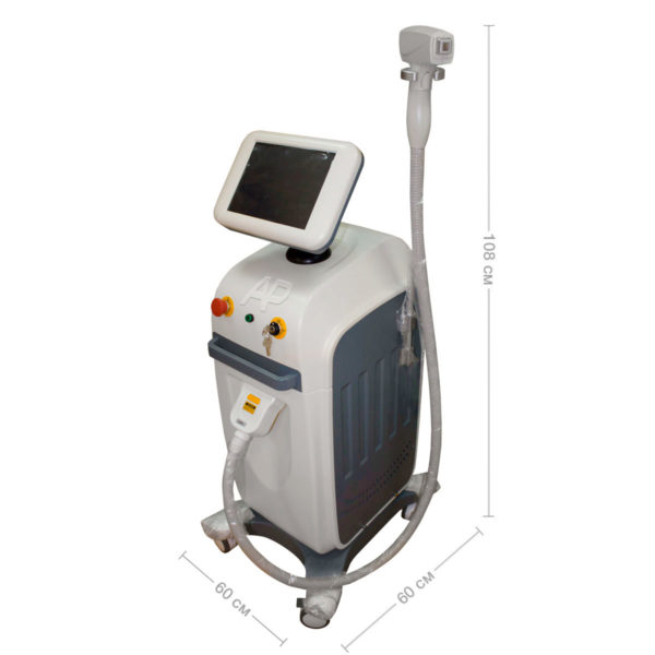 Лазерный диодный аппарат для удаления волос