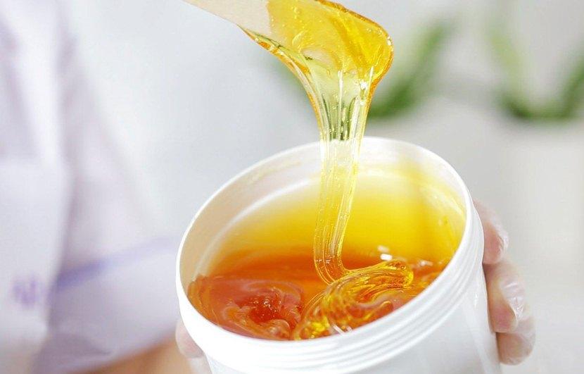 Шугаринг в домашних условиях рецепт с лимонной кислотой.