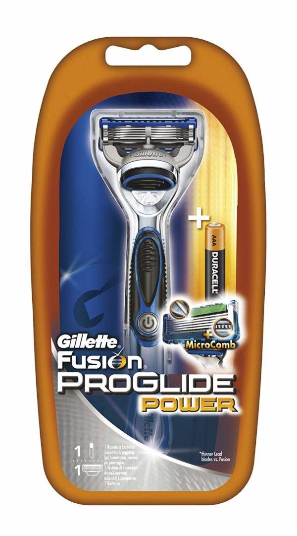 Мужское бритье лица