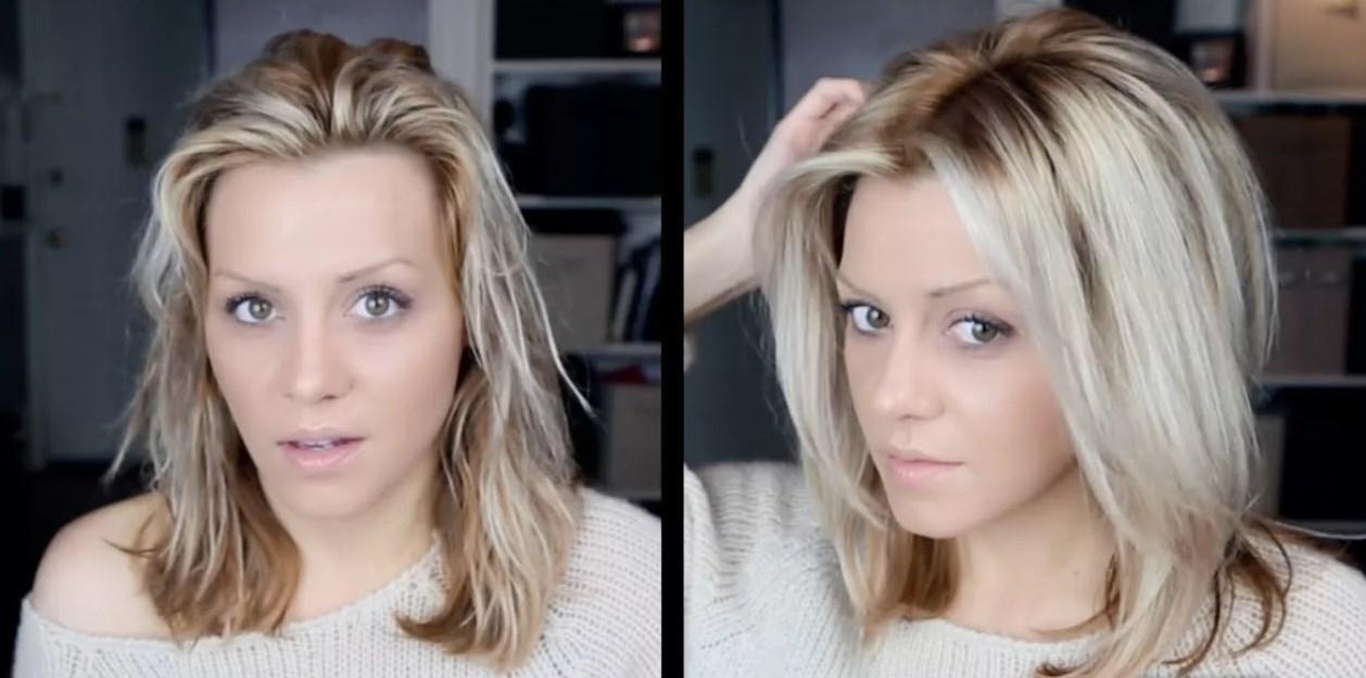Самое лучшее средство для объема волос