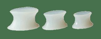 ортопедические силиконовые разделители пальцев ног