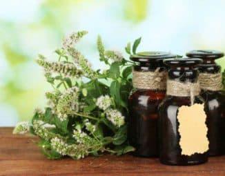 Эфирное масло мяты для волос - рецепты масок для роста волос, ополаскивание