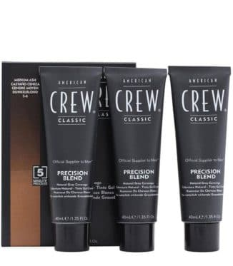 American Crew Precision Blend, универсальный шампунь краска для мужчин