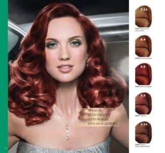 Стойкие профессиональные краски для волос