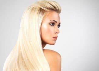 Стойкая краска блонд для волос