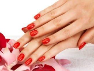 Лаки для ногтей с эффектом гелевого покрытия