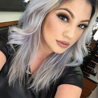 Краска для волос пепельная