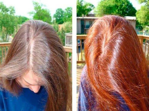 Можно ли после хны красить волосы краской