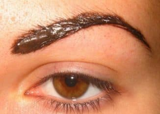 Можно ли красить брови краской для волос